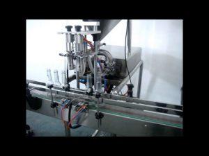 Predaj automatická plnička tekutých rúk s dvojitou hlavou