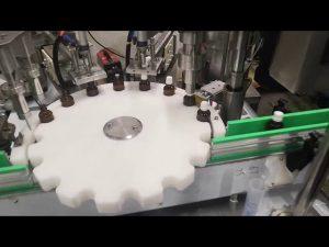 malý stroj na plnenie fliaš