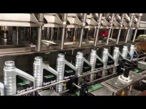 Plná automatická linka na plnenie mazacích olejov do mazacích olejov
