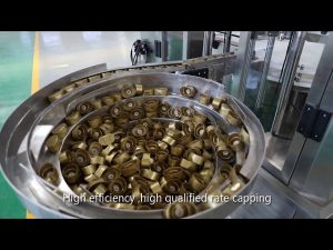 automatická servo piestová omáčka, med, džem, tekutá plniaca linka s vysokou viskozitou