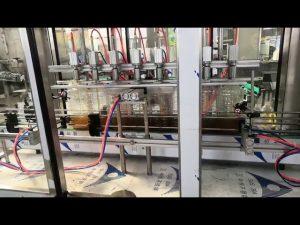 automatický stroj na plnenie motorového oleja