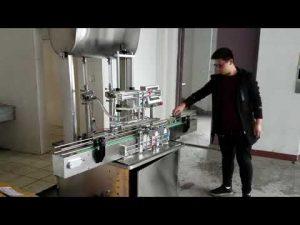 Kozmetický plniaci stroj, automatický plniaci stroj piestovej pasty na tekuté mydlo