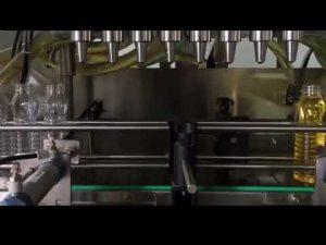 stroj na automatické varenie oleja, plniaci uzáver plniaceho oleja