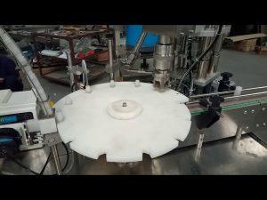 hot predaj plnoautomatický 10ml 20ml 25ml skúmavky plniace uzatváracie baliace stroje