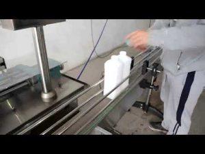 hospodárny plniaci stroj na automatické plnenie piestových motorových olejov