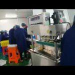 rotačné plniace a uzatváracie stroje