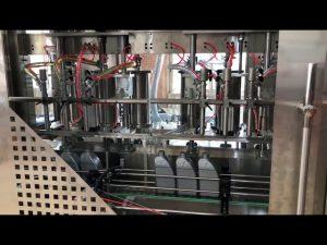automatický stroj na plnenie mazacích tukov