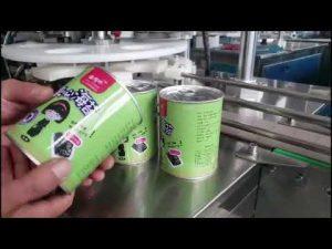 Plne automatický stroj na plnenie kozmetických tekutých fliaš s uzáverom