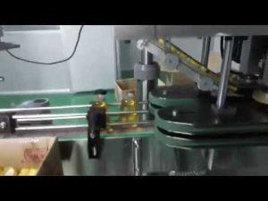 stroj s automatickým plnením motorového oleja s lineárnym typom