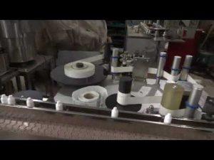 automatická umývačka fliaš plniace uzatváracie zariadenie očné kvapky plniaca výrobná linka