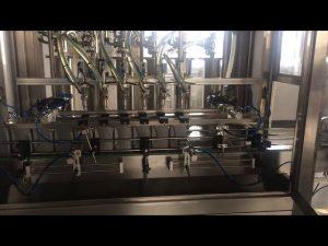 Vysoko presný stroj na plnenie fliaš s obsahom 5 litrov motorového oleja