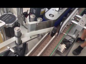 Nálepka na štítky s automatickou vertikálnou fľaštičkou s objemom 3000 bph