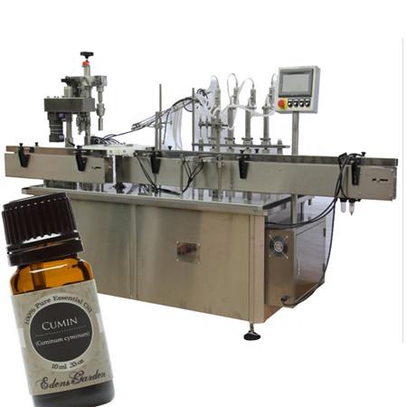 Automatický plniaci stroj na výrobu sirupu