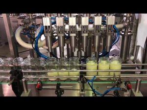 hot predaj automatických rastlinných jedlých olej plniace stroje