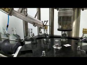 stroj na uzatváranie fliaš na víno