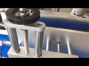 samolepka na výrobu obojstranných etikiet, automatická etiketa na okrúhle fľaše