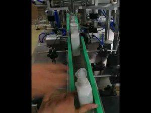 pumpy uzáver alkoholového gélu uzáver uzáveru stroja