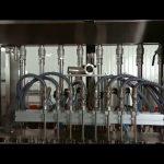 továreň priamy predaj lineárny piest tekutá omáčka korenie fľaša plnenie uzáver stroj