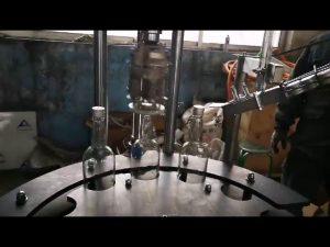komerčný automatický hliníkový uzáver lana uzáveru a tesnenie