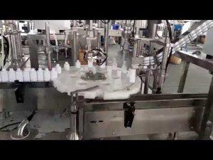 Kozmetika lekársky plastový uzáver na plnenie fliaš