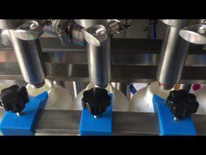 Plná automatická cena za plniaci stroj na tekuté piestové šampóny