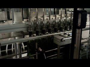 stroj na plnenie fliaš s olivovým olejom, stroj na plnenie jedlých olejov s lineárnym piestom