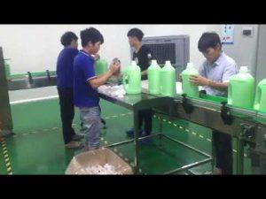 cena stroja na umývanie tekutých šampónov