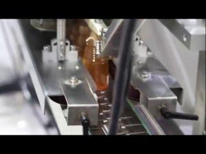 1000 W tekutý éterický olej jedlý plniaci stroj