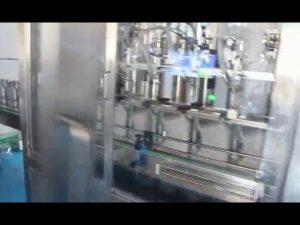 stroj na plnenie oleja do auta, kompletný stroj na plnenie motorového mazacieho oleja
