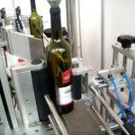 vysokorýchlostný dvojitý bočný a okrúhly fľašový automatický štítkovač