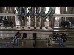 automatický plniaci stroj na dezinfekciu rúk