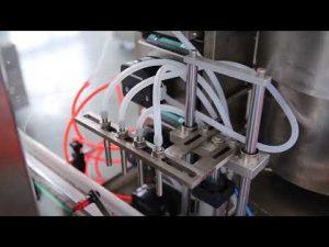 Plná automatická plnička na konáre s olejom na nechty a konope na predaj