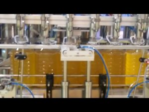 palmový olej, sójový olej, stroj na plnenie oleja