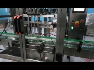 automatická linka na plnenie ovocných džemov a plnička krmív