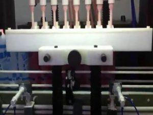 antikorózna plastová fľaša na čistenie toaliet bieliaci stroj
