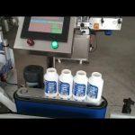 auto samolepka okrúhle lekárske etiketovacie stroj