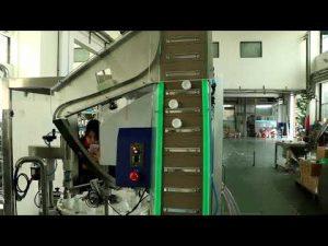 automatická lekárska dezinfekčná tekutina, pasta, stroj na plnenie medu